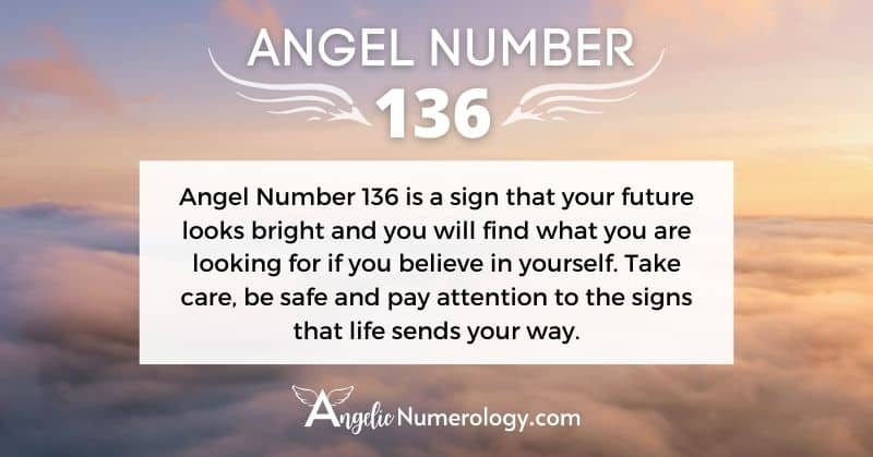 Angel Number 136 Meaning