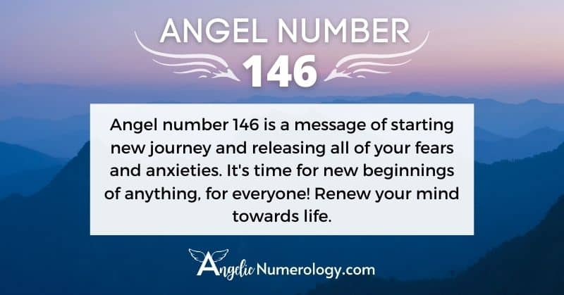 Angel Number 146 Meaning